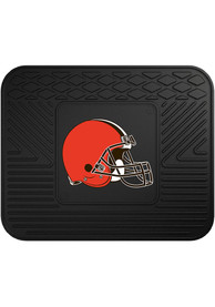 Sports Licensing Solutions Cleveland Browns 14x17 Utility Car Mat - Black