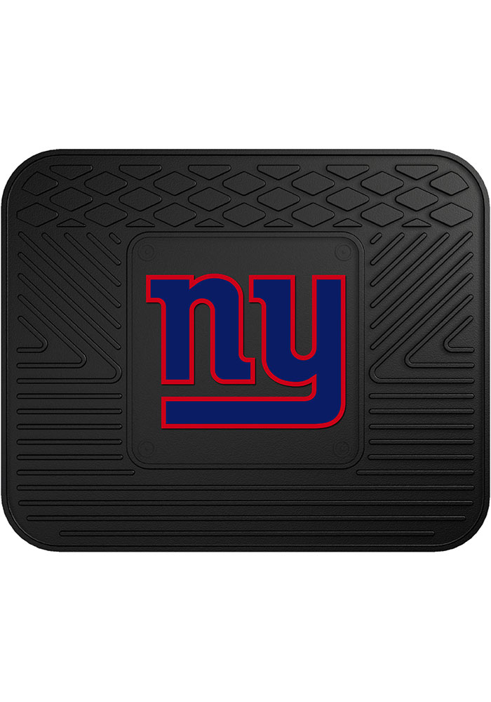 Sports Licensing Solutions New York Giants 14x17 Utility Car Mat - Black - Image 1