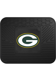 Sports Licensing Solutions Green Bay Packers 14x17 Utility Car Mat - Black