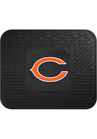 Sports Licensing Solutions Chicago Bears 14x17 Utility Car Mat - Black