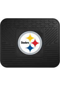 Sports Licensing Solutions Pittsburgh Steelers 14x17 Utility Car Mat - Black
