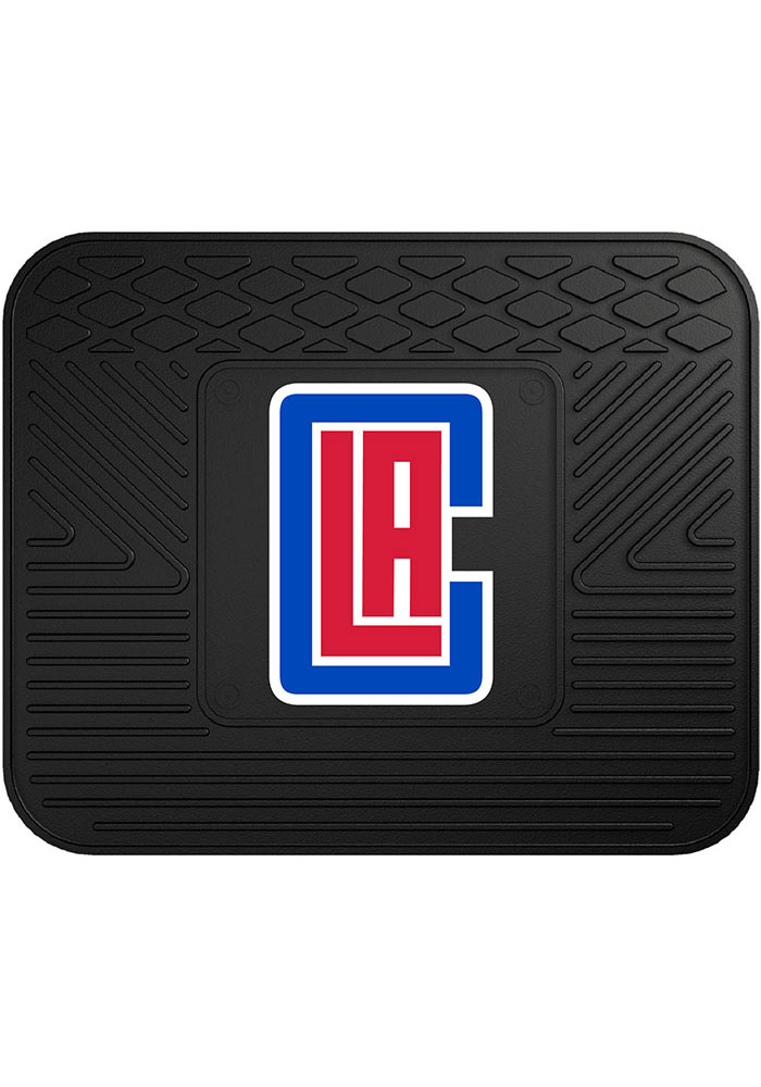 Los Angeles Clippers 14x17 Utility Car Mat - Image 1