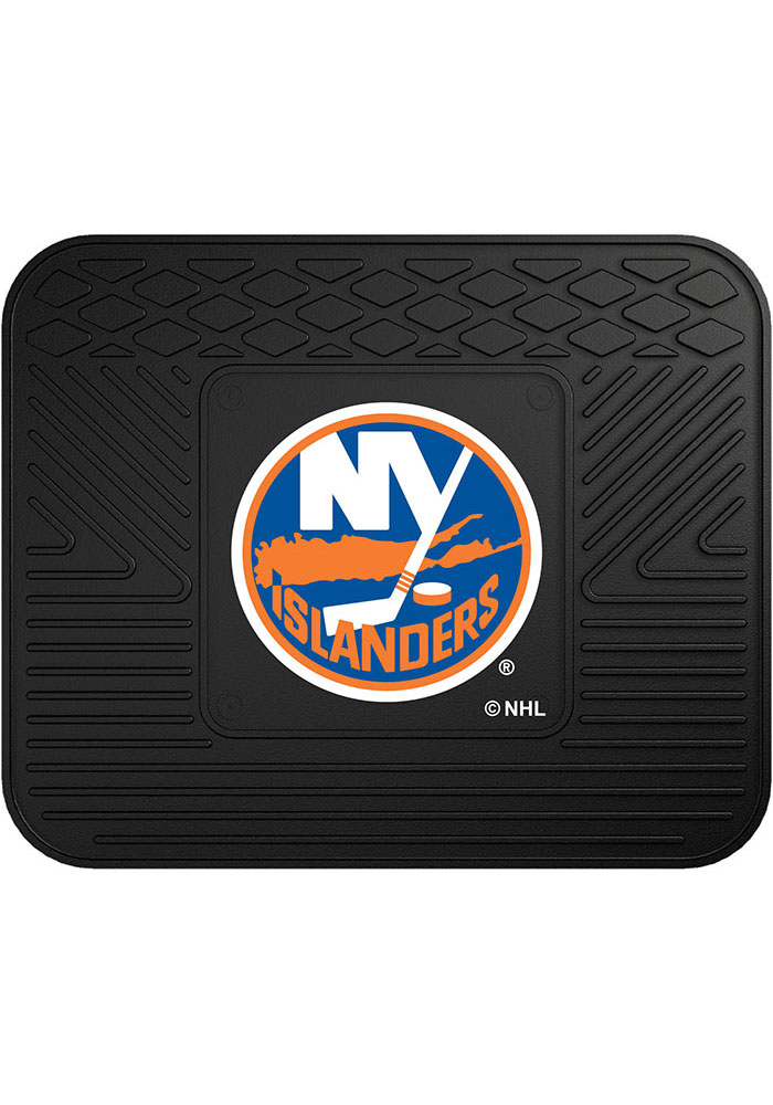 Sports Licensing Solutions New York Islanders 14x17 Utility Car Mat - Black - Image 1