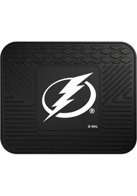 Sports Licensing Solutions Tampa Bay Lightning 14x17 Utility Car Mat - Black