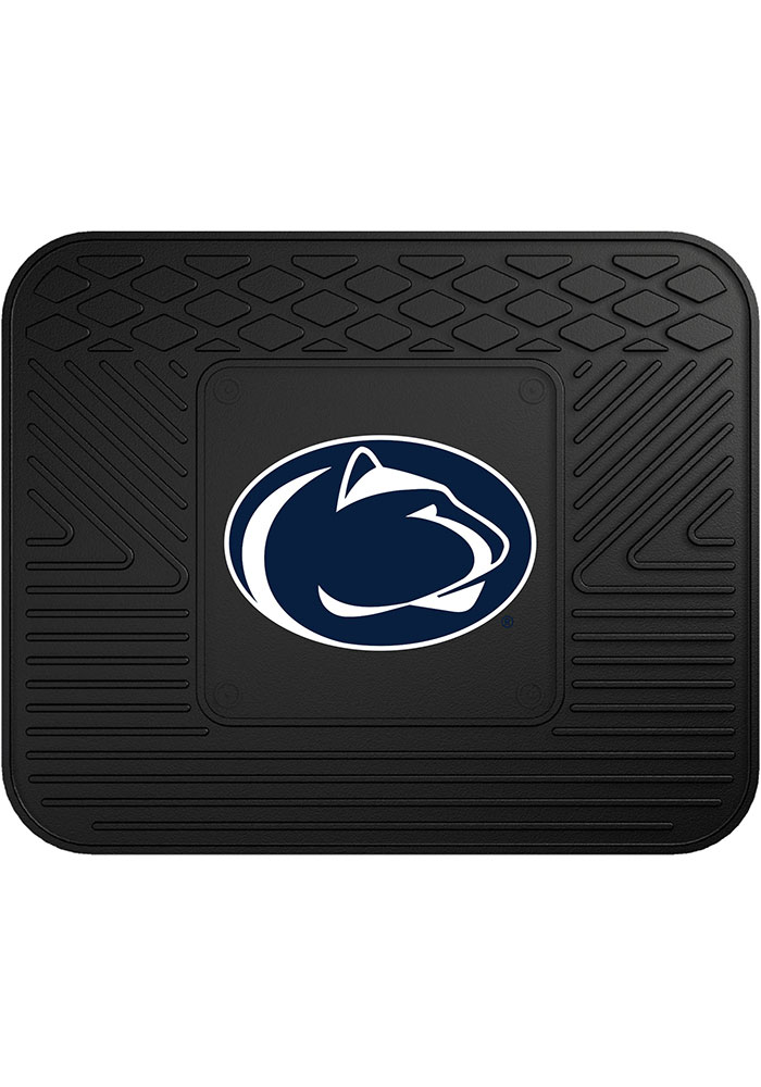 Sports Licensing Solutions Penn State Nittany Lions 14x17 Utility Car Mat - Black - Image 1
