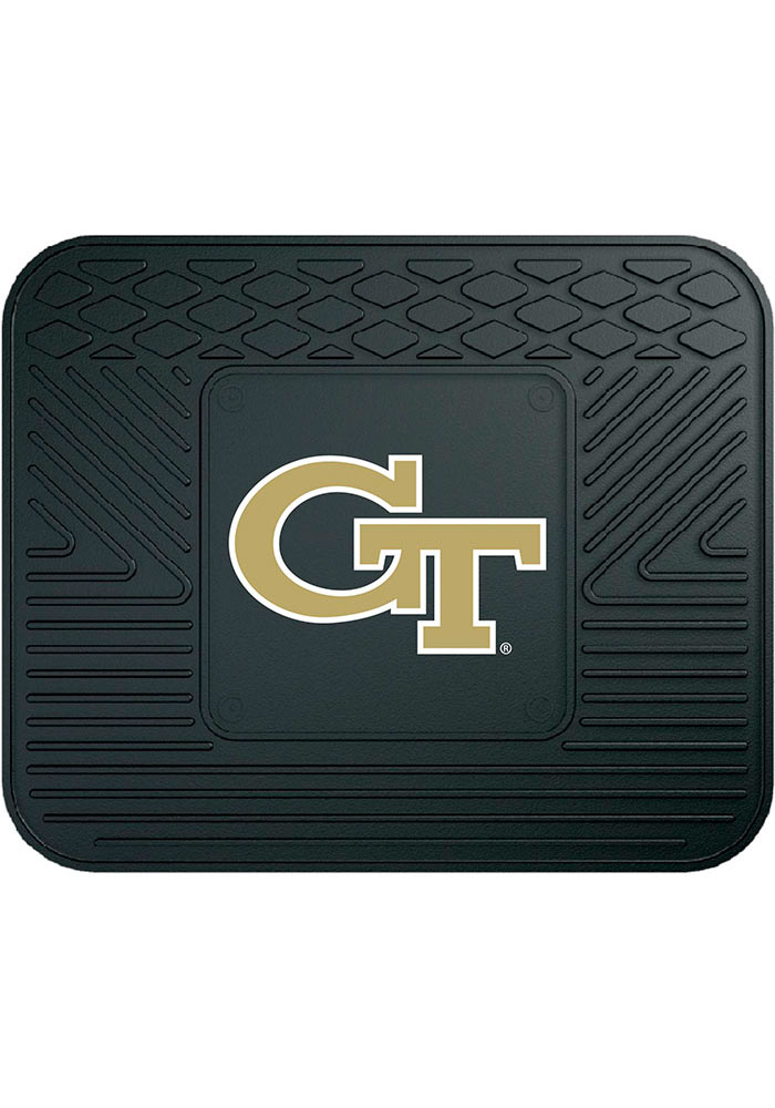 GA Tech Yellow Jackets 14x17 Utility Car Mat - Image 1