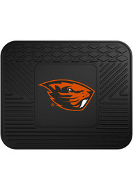 Sports Licensing Solutions Oregon State Beavers 14x17 Utility Car Mat - Black