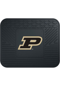 Sports Licensing Solutions Purdue Boilermakers 14x17 Utility Car Mat - Black