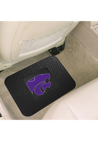 Sports Licensing Solutions K-State Wildcats 14x17 Utility Car Mat - Black
