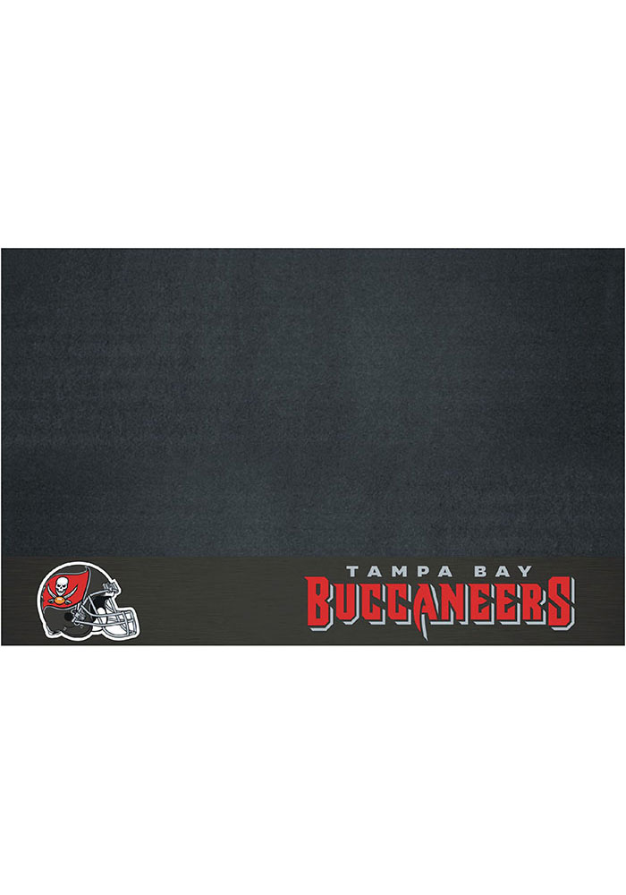 Tampa Bay Buccaneers 26x42 BBQ Grill Mat - Image 1