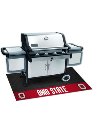 Ohio State Buckeyes 26x42 BBQ Grill Mat