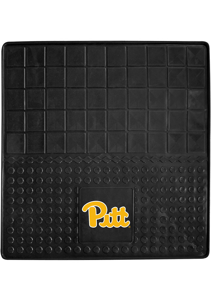 Pitt Panthers Heavy Duty Vinyl Car Mat - Image 1