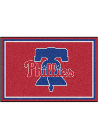 Philadelphia Phillies Team Logo Interior Rug