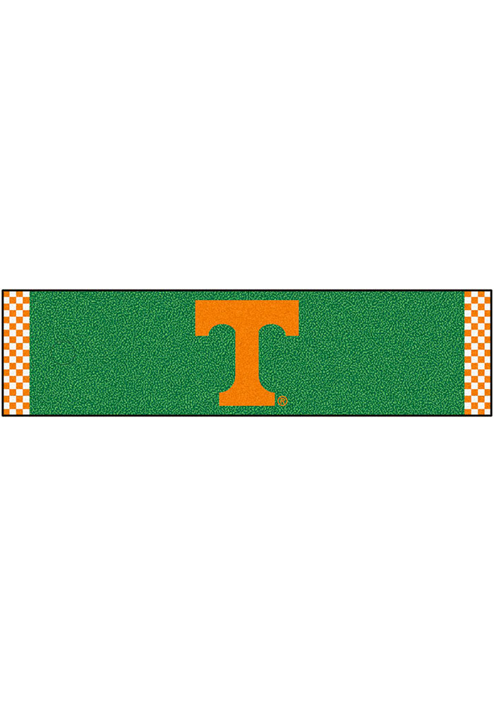 Tennessee Vols 18x72 Putting Green Runner Interior Rug