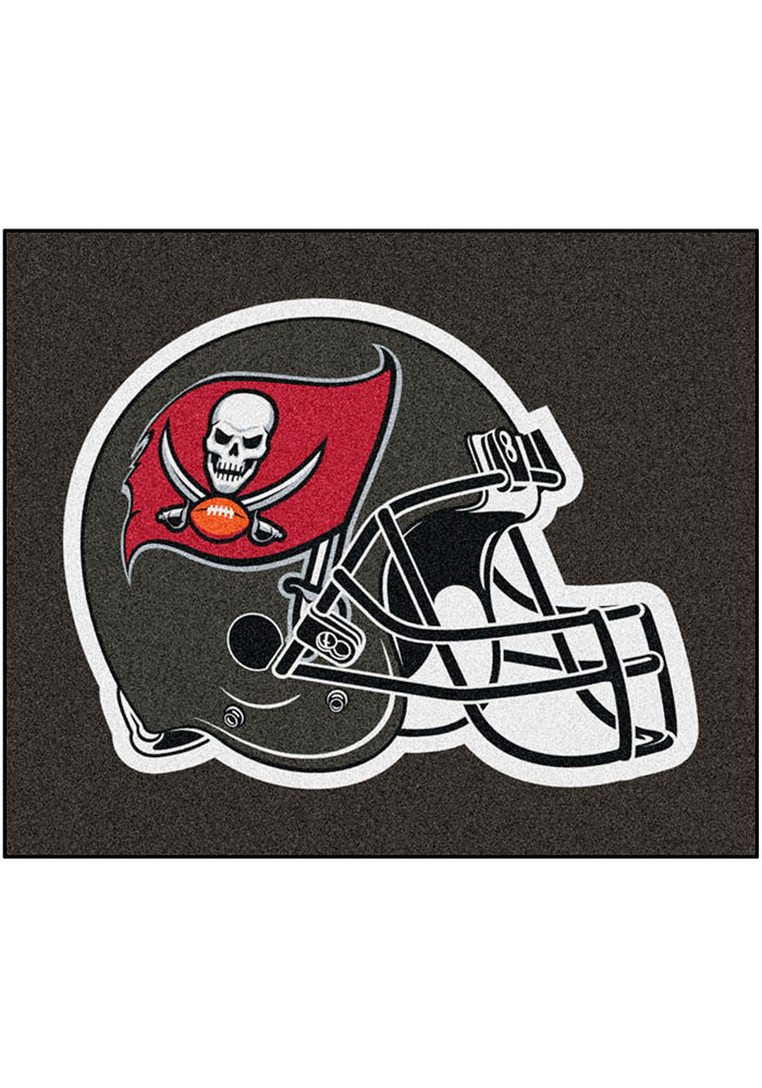 Tampa Bay Buccaneers 60x70 Tailgater BBQ Grill Mat - Image 1