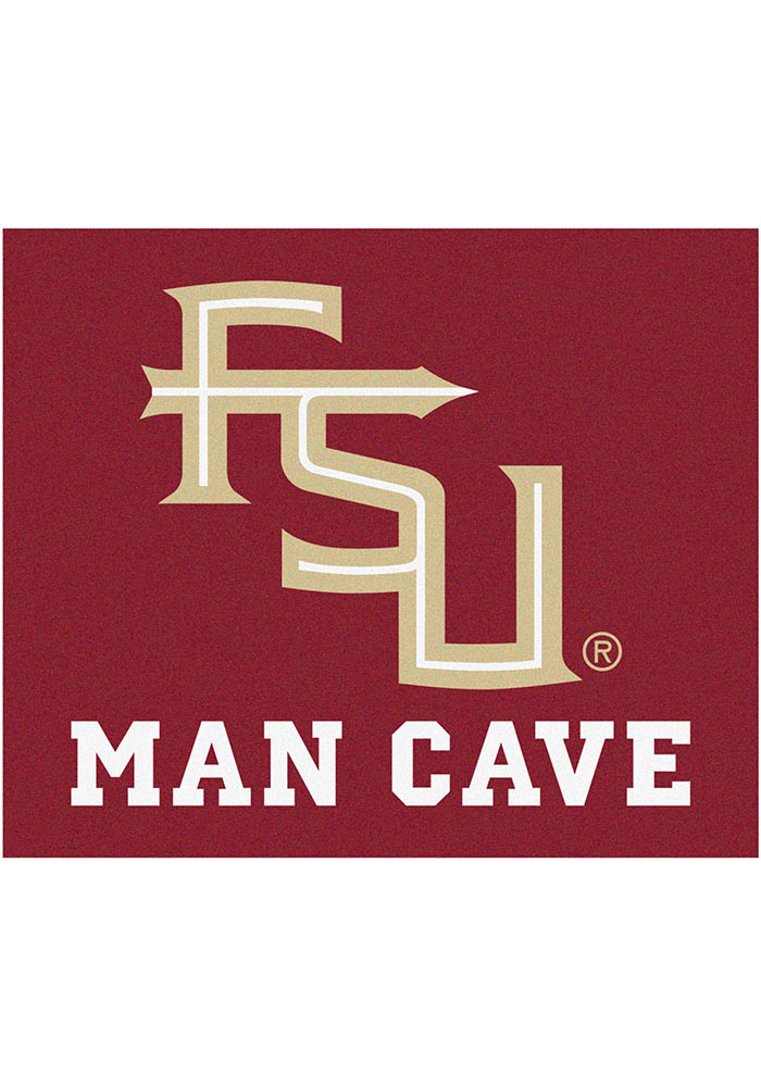 Florida State Seminoles 60x70 Tailgater BBQ Grill Mat - Image 1