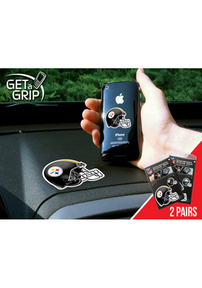 Pittsburgh Steelers Get a Grip Auto Magic Pad - Image 1
