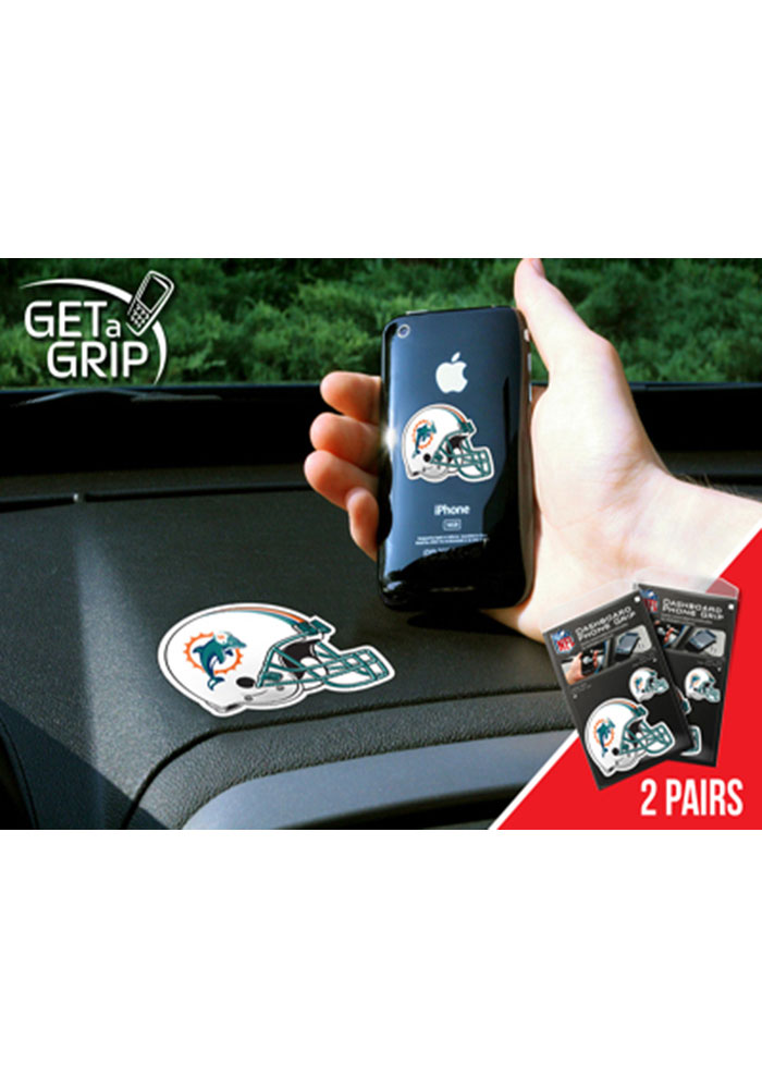 Miami Dolphins Get a Grip Auto Magic Pad - Image 1