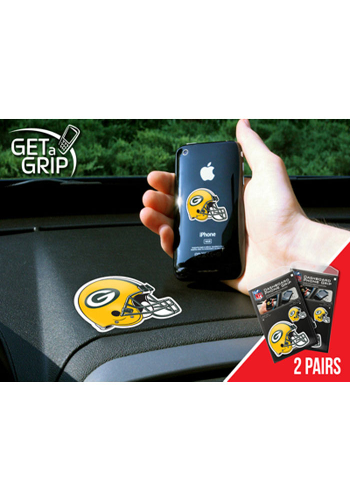 Green Bay Packers Get a Grip Auto Magic Pad - Image 1