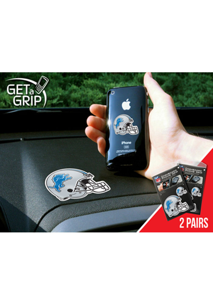 Detroit Lions Get a Grip Auto Magic Pad - Image 1