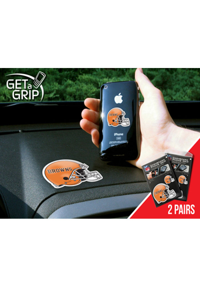 Cleveland Browns Get a Grip Auto Magic Pad - Image 1