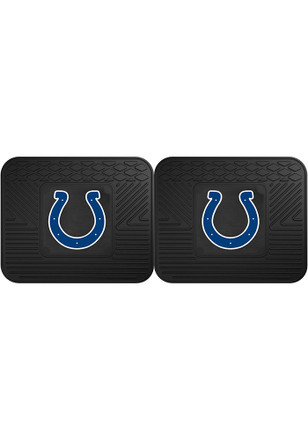 Indianapolis Colts Backseat Utility mats Car Mat