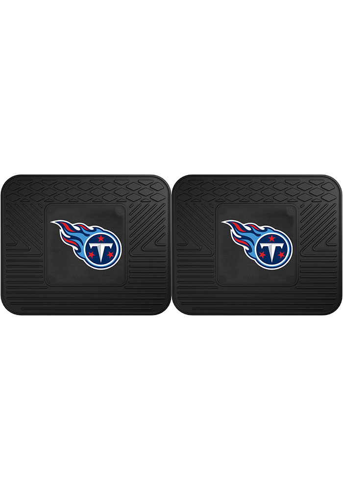 Tennessee Titans Backseat Utility mats Car Mat - Image 1