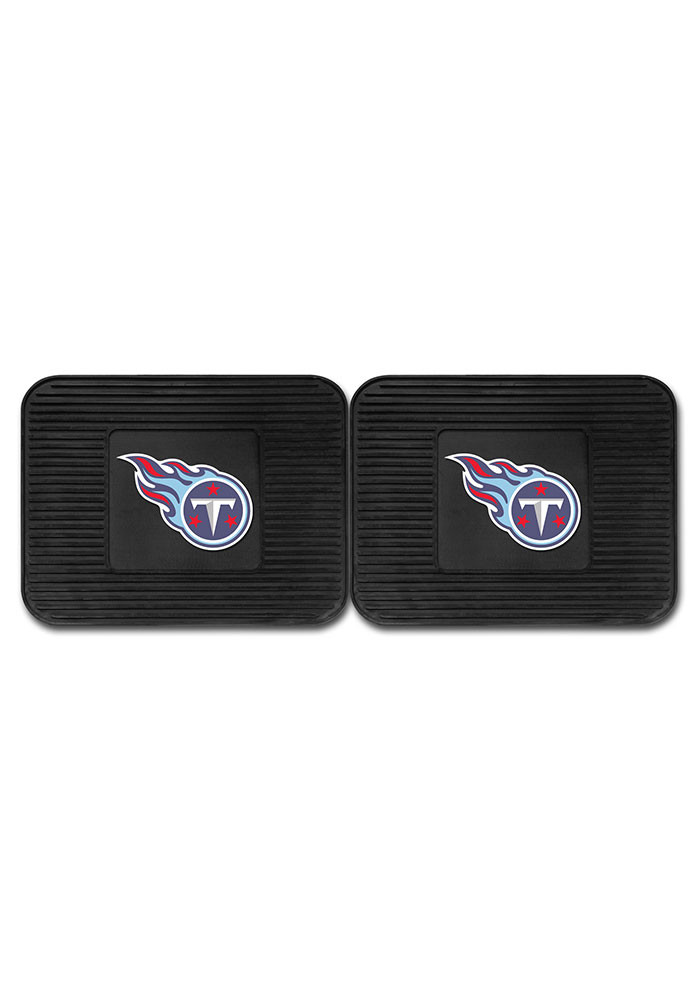 Tennessee Titans Backseat Utility mats Car Mat - Image 2