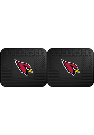 Arizona Cardinals Backseat Utility mats Car Mat