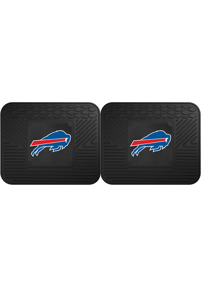 Buffalo Bills Backseat Utility mats Car Mat - Image 1