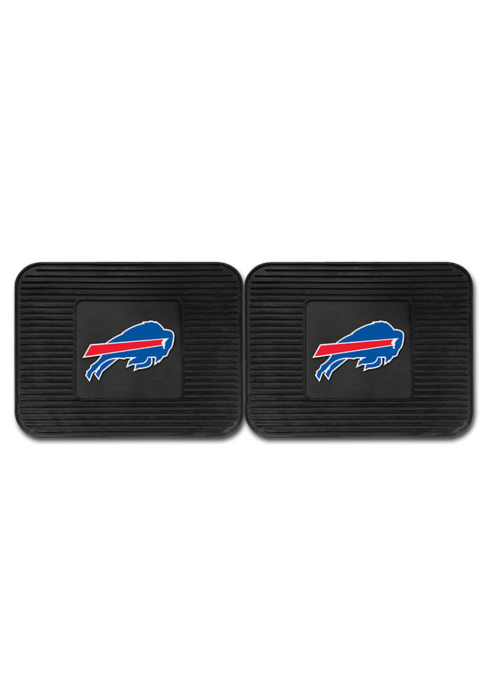 Buffalo Bills Backseat Utility mats Car Mat - Image 2