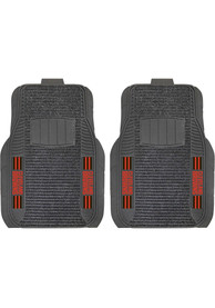 Sports Licensing Solutions Cleveland Browns 21x27 Deluxe Car Mat - Black