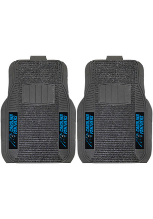 Carolina Panthers 20x27 Deluxe Mat Car Mat