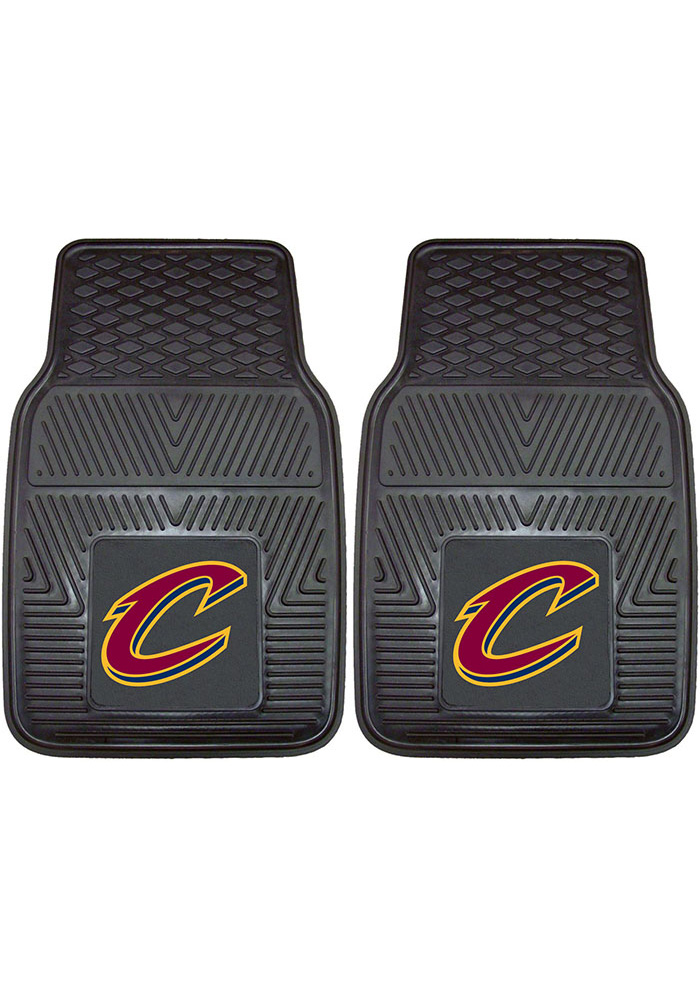 Sports Licensing Solutions Cleveland Cavaliers 18227 Vinyl Car Mat - Image 2