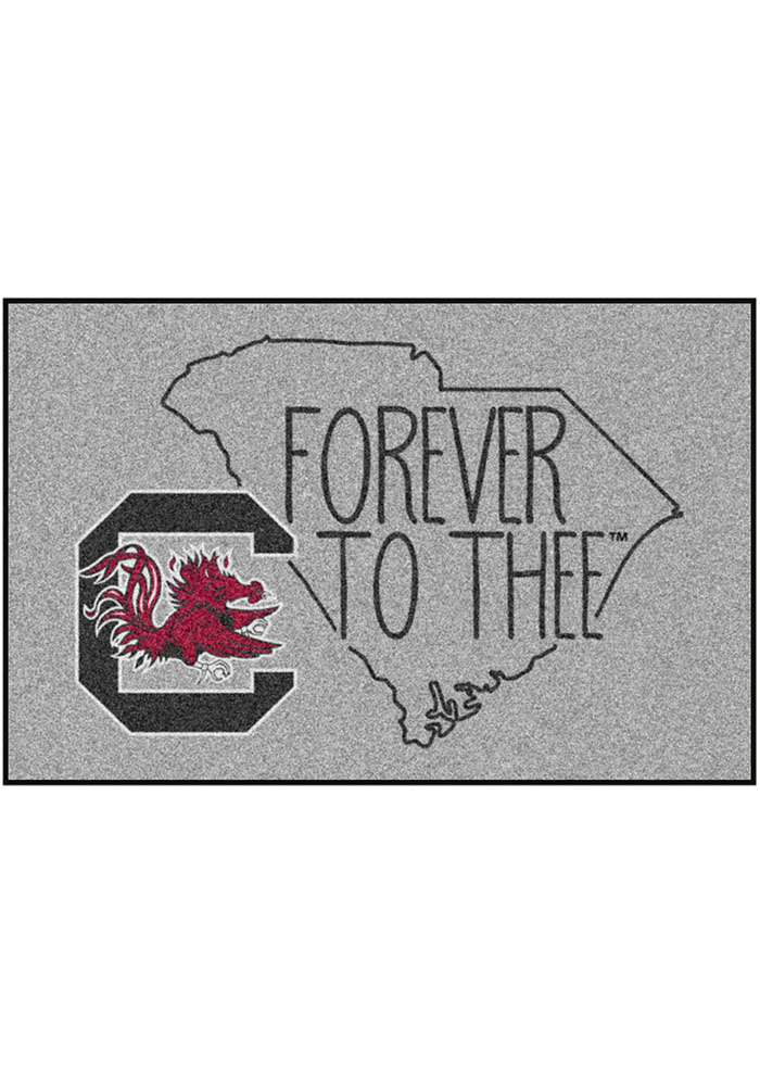 South Carolina Gamecocks Southern Style 19x30 Starter Interior Rug - Image 1