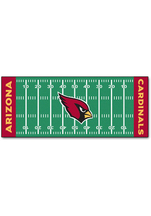 Arizona Cardinals 30x72 Runner Rug Interior Rug