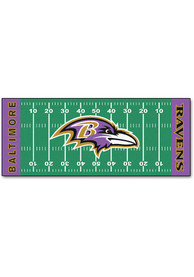 Baltimore Ravens 30x72 Runner Rug Interior Rug