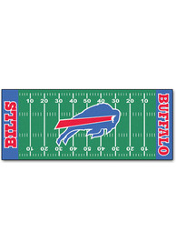Buffalo Bills 30x72 Runner Rug Interior Rug