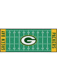 Green Bay Packers 30x72 Runner Rug Interior Rug