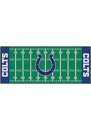 Indianapolis Colts 30x72 Runner Rug Interior Rug