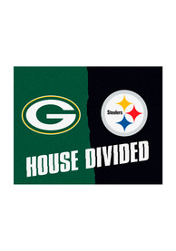 Green Bay Packers 34x45 Rug Interior Rug