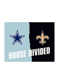 9c098284 Dallas Cowboys 34x45 Rug Interior Rug