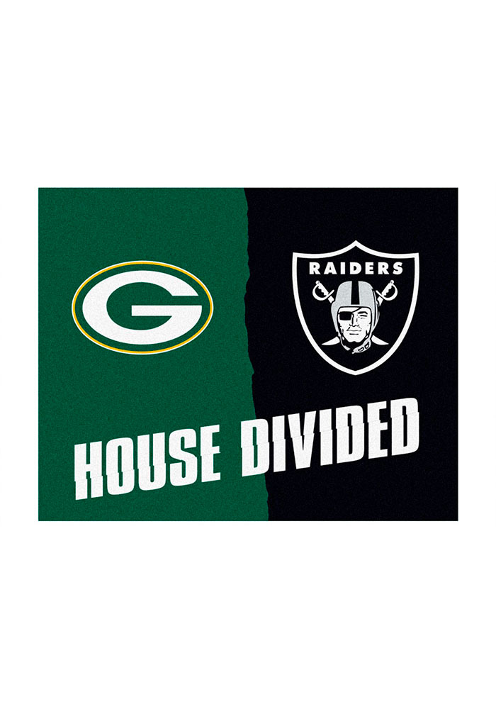 Green Bay Packers 34x45 Rug Interior Rug - Image 1