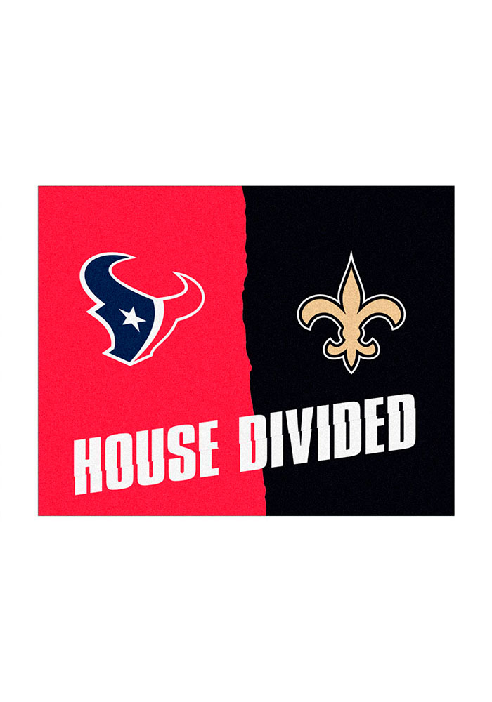Houston Texans 34x45 Rug Interior Rug - Image 1