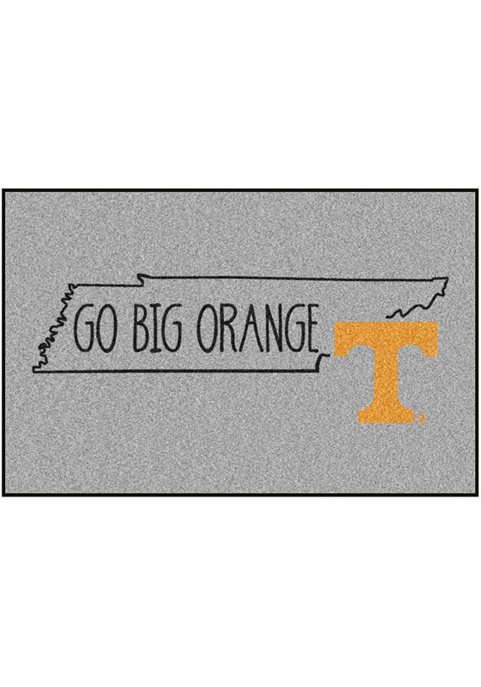Tennessee Volunteers Southern Style 19x30 Starter Interior Rug - Image 1