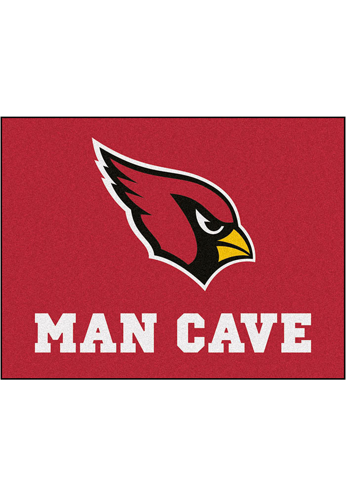 Arizona Cardinals 34x45 All Star Rug Interior Rug - Image 1