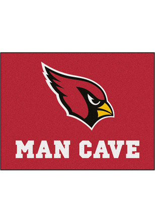 Arizona Cardinals 34x45 All Star Rug Interior Rug