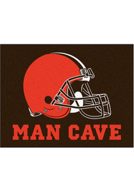 Cleveland Browns 34x45 All Star Rug Interior Rug