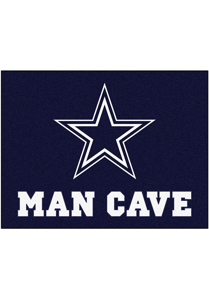 Dallas Cowboys 34x45 All Star Rug Interior Rug - Image 1