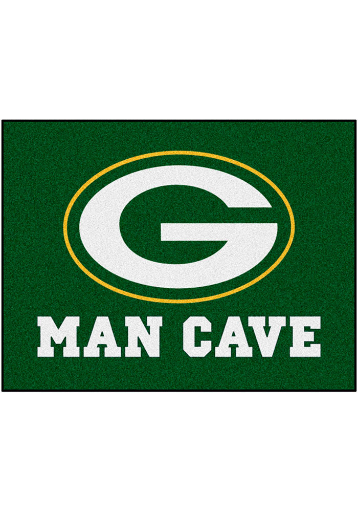 Green Bay Packers 34x45 All Star Rug Interior Rug - Image 1